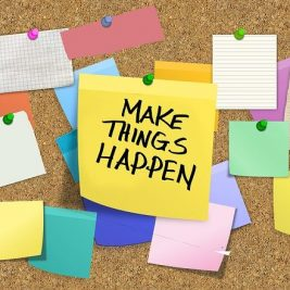 Make things happen volunteer vacancies
